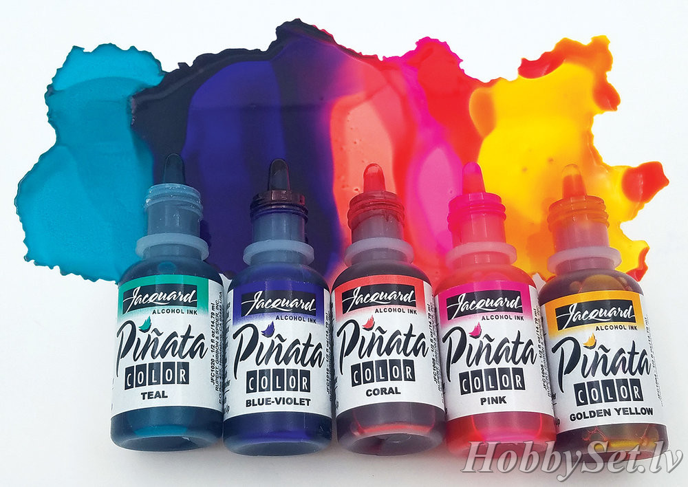 "Alkohola tinte ""Pinata"", 14.79 ml, Passion Purple"